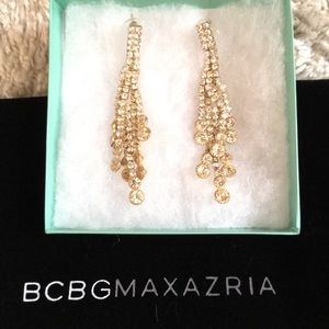 BCBG Maxazria earrings